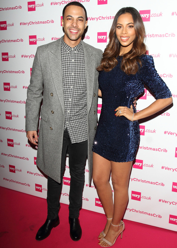 Verys Christmas Crib - Very.co.uk hosts Christmas Party, hosted by Rochelle and Marvin Humes at 24 Bateman Street, Shoreditch, London - 4 Dec 2014