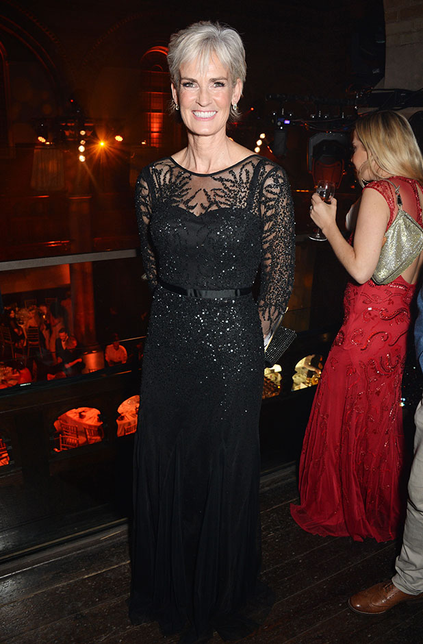 Judy Murray attends the Cosmopolitan Ultimate Women of the Year Awards at One Mayfair on December 3, 2014 in London, England.