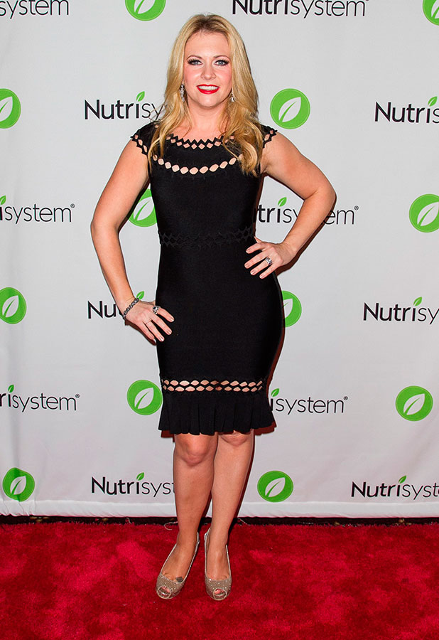 Melissa Joan Hart at The Santa Con Premiere Directed by Melissa Joan Hart, Crest Westwood Theatre, Los Angeles, America - 03 Dec 2014
