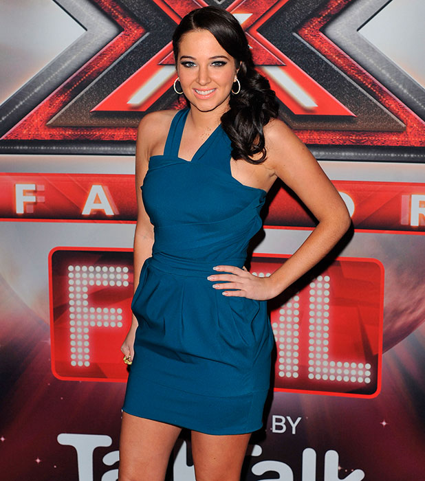 Tulisa Contostavlos, 'The X Factor' Final photocall with the judges held at Wembley Arena London, England - 10.12.11