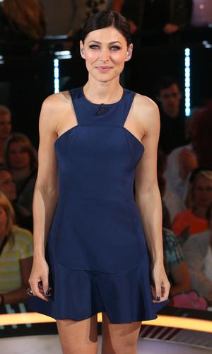 'Celebrity Big Brother' final - Emma Willis - 9/12/2014.