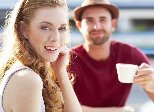 Lynne Adams, advertised for love on takeaway coffee cups