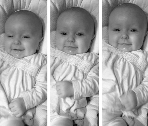 Natasha Hamilton shares cute photo of Ella Rose 10 December