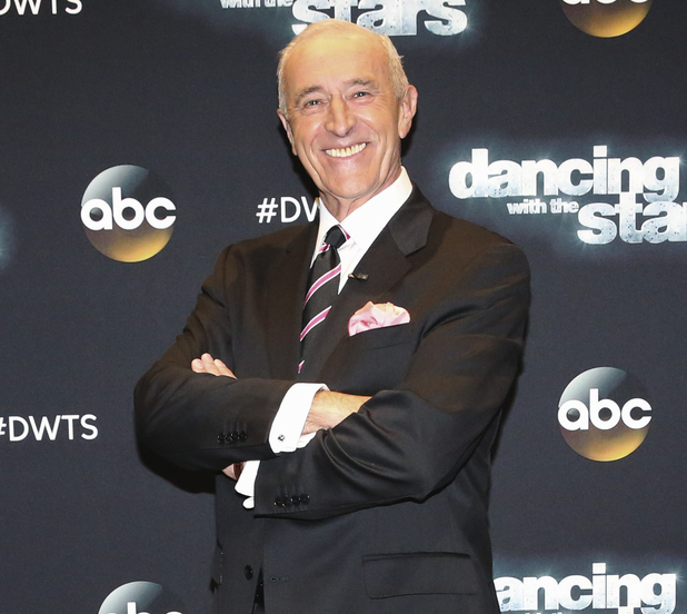 Len Goodman, Dancing With The Stars, America 3 November