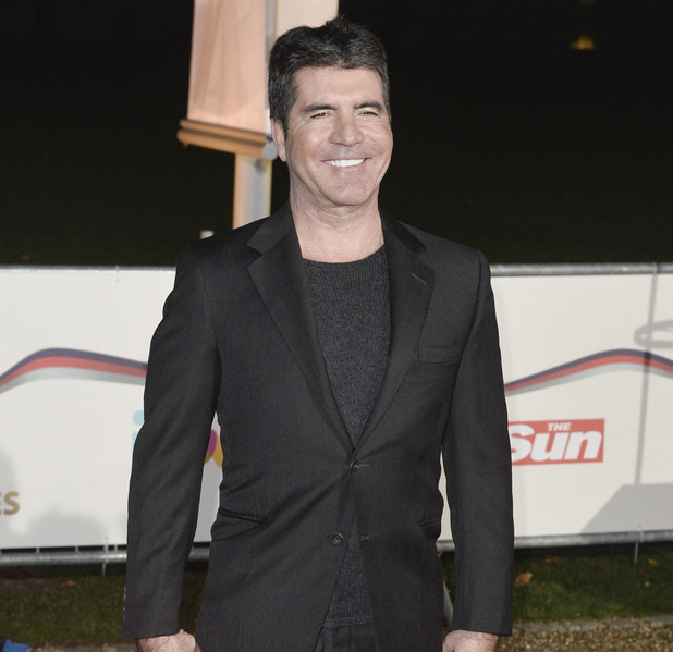Simon Cowell attends The Sun Military Awards, London 10 December