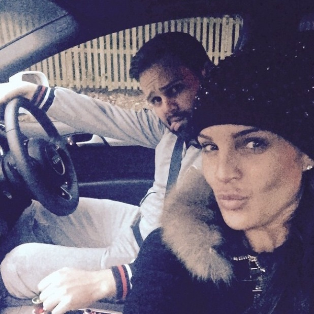 Danielle Lloyd's brother comes to stay after Jamie O'Hara divorce - 11 Dec 2014