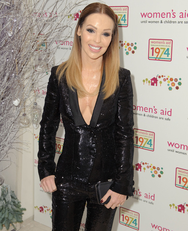 Women's Aid 40th Anniversary held at The Club at The Ivy, London, Britain - 09 Dec 2014