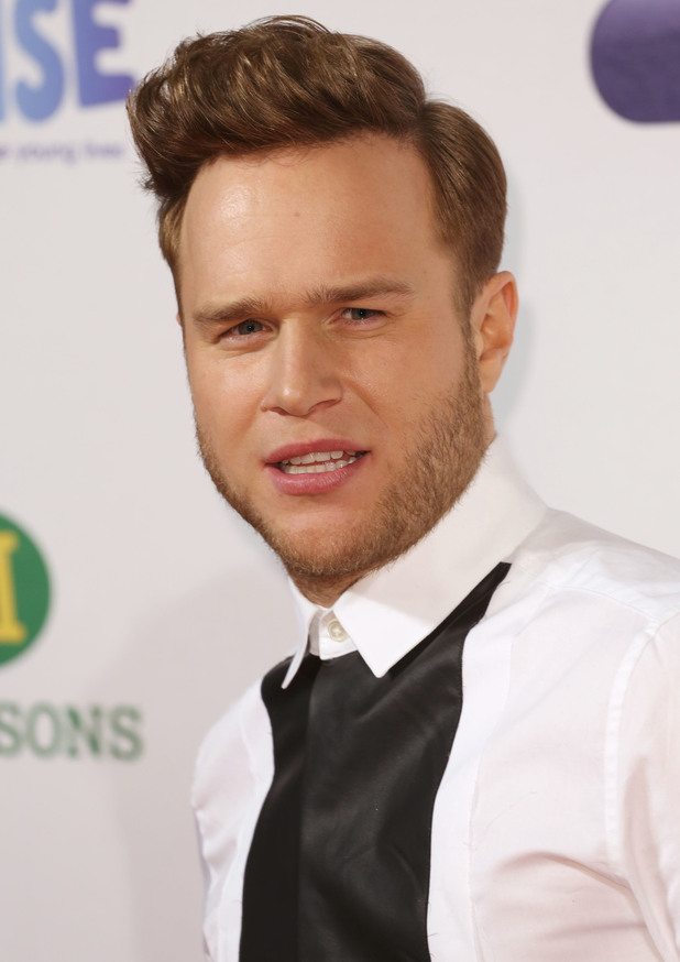 Olly Murs at Capital FM's Jingle Bell Ball 2014 at The O2 - Day 2. 6/12/2014.