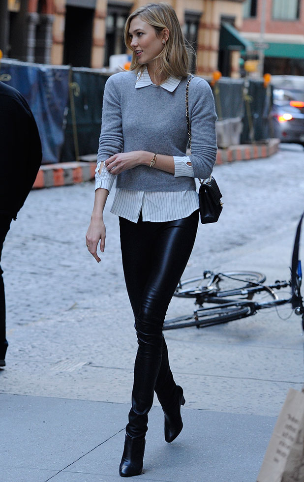 Taylor Swift and Karlie Kloss out and about in New York City, 11 December 2014