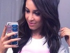 Danielle Peazer reveals fave make-up products in dressing table photo