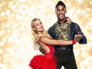 Strictly Come Dancing, Simon Webbe, Sat 20 Dec