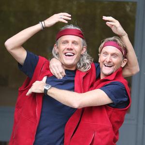 Jimmy Bullard, Carl Fogarty reunite at ITV 18 December