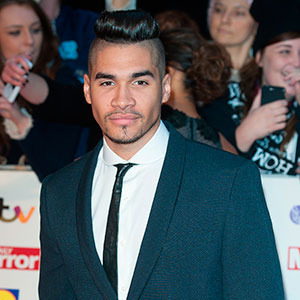 Louis Smith, The 2014 Pride of Britain Awards held at the Grosvenor House - Arrivals, 2014