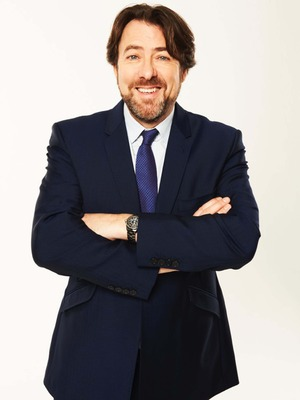The British Comedy Awards 2014, Jonathan Ross, Wed 17 Dec