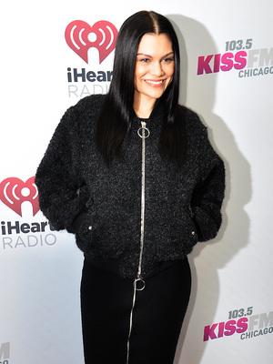 Jessie J at 1035 KISS FM's Jingle Ball, Chicago 18 December