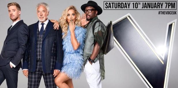 The Voice UK confirms return date 18 December