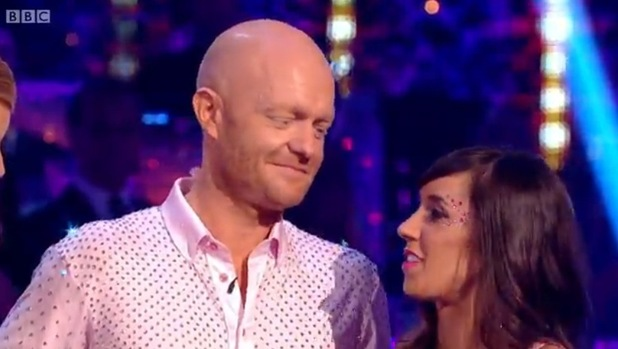 Jake Wood voted out of Strictly Come Dancing, BBC One 14 December