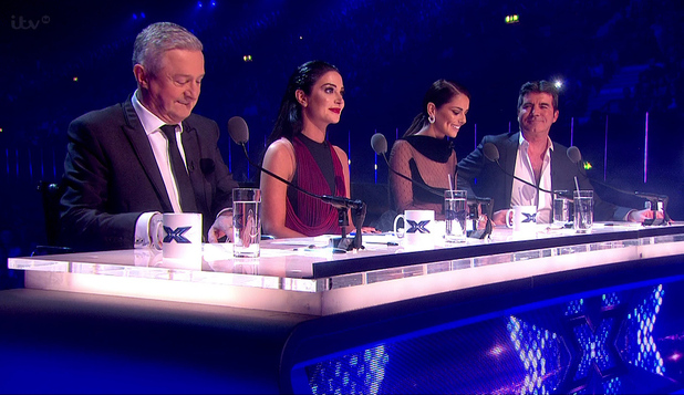 Tulisa joins X Factor panel for final, The X Factor 13 December