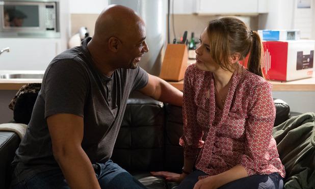 Corrie, Tracy beds Tony, Fri 19 Dec