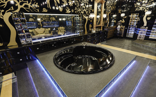 Celebrity Big Brother House, January 2015, Channel 5