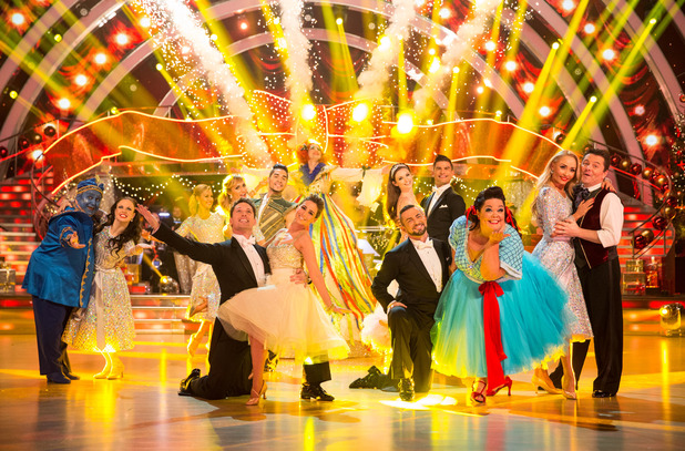 Strictly Come Dancing Christmas Special, Thu 25 Dec