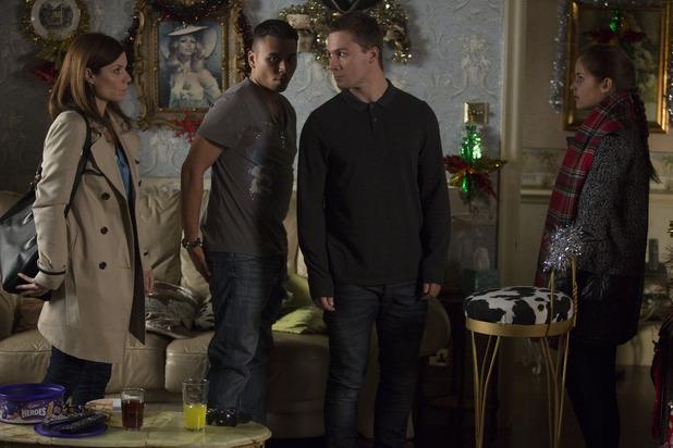EastEnders, Emma wants Whitney, Fri 19 Dec