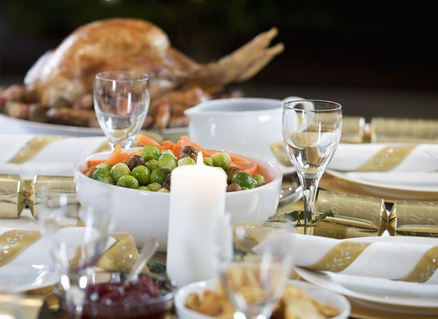 Anonymous woman is buying Christmas dinner for 50 lonely strangers