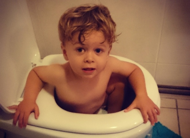 Search to find UK's most mischievous toddler