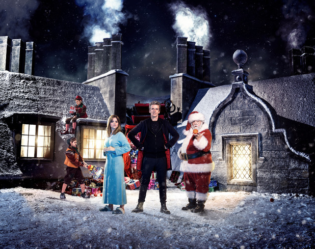 Doctor Who Christmas Special, Thu 25 Dec