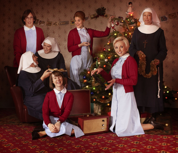Call The Midwife Christmas Special, Thu 25 Dec