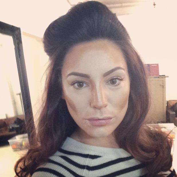 Kim Kardashian Contouring Makeup - The Best Makeup Tips and Tutorials