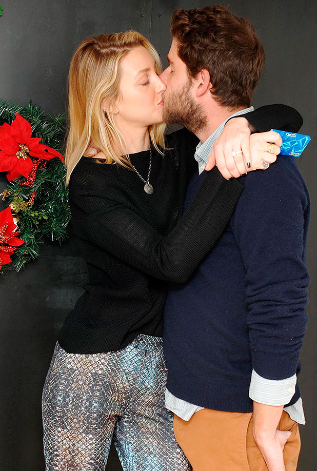 Whitney Port and Tim Rosenman in New York, America - 10 Dec 2014