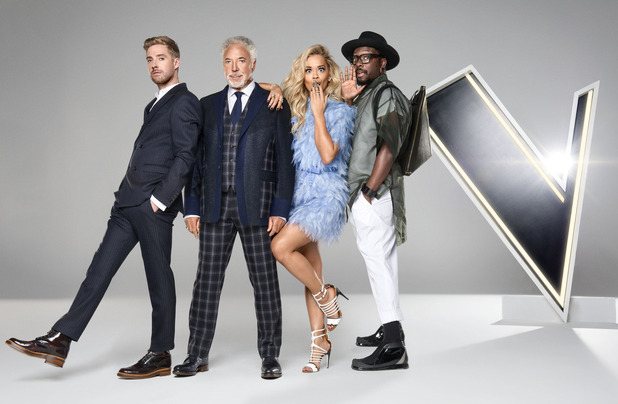 The Voice UK confirms return date with new cast photo - 18 December.
