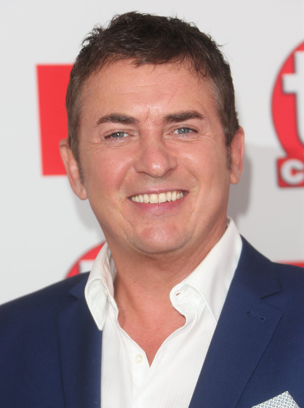 Shane Richie at the TV Choice Awards 2013 held at the Dorchester - Arrivals - September 2013.