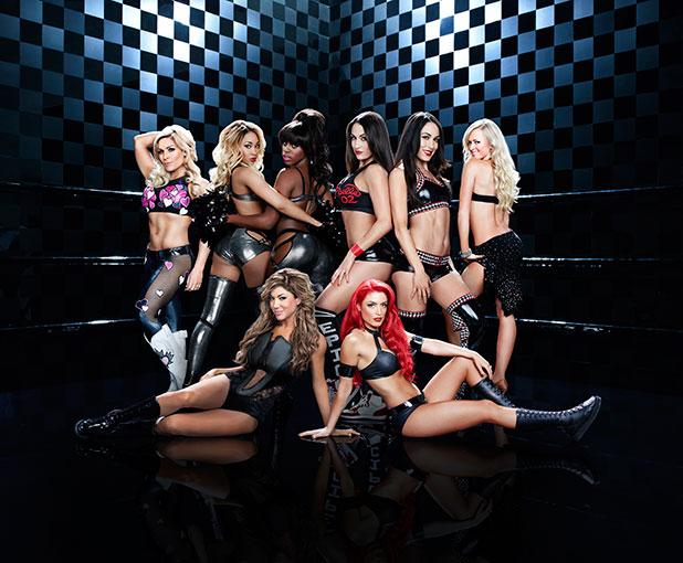 WWE Total Divas.