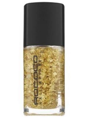 Rococo Gold Leaf Nail Apparel