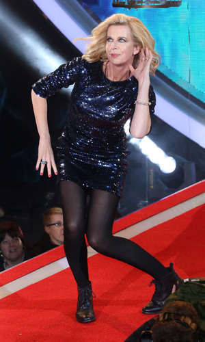 Celebrity Big Brother series launch on 7 January 2015 - Katie Hopkins