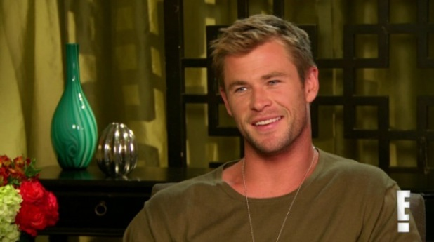 Chris Hemsworth opens up about fatherhood to E! News 7 January