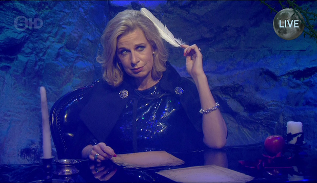 Celebrity Big Brother series launch on 7 January 2015 - Katie Hopkins set secret task.