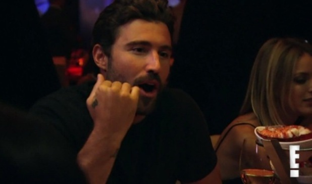 Brody Jenner talks snubbing Kim and Kanye's wedding in season 10 trailer for Keeping Up With The Kardashians - 5 Jun 2014