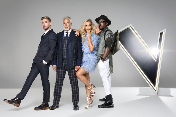 The Voice UK, Ricky Wilson, Sir Tom Jones, Rita Ora, will.i.am, Sat 10 Jan