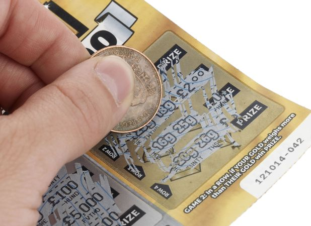 Richard Carr, won £1m on a scratchcard he bought on his way to work