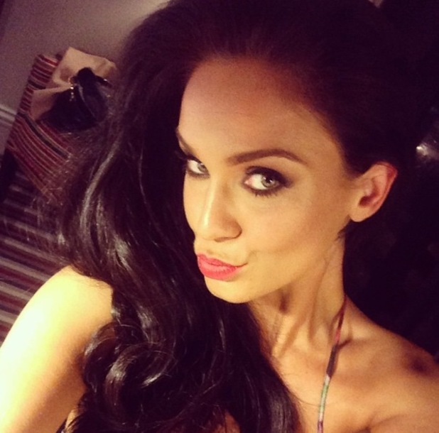 Vicky Pattison selfie 8 January