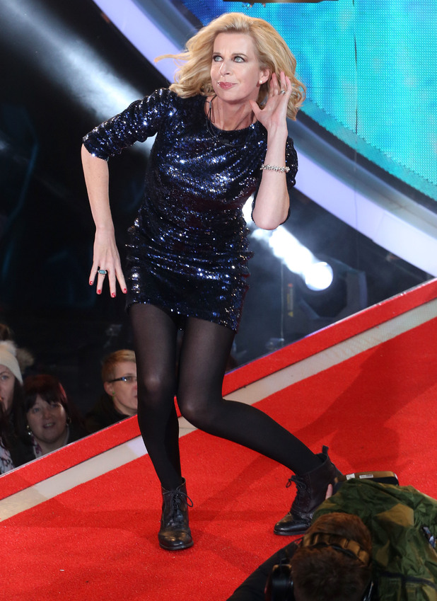 Celebrity Big Brother January 2015 - the housemates arrivals in pictures!
