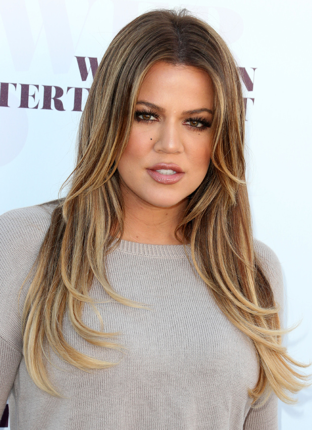 Khloe Kardashian attends the Hollywood Reporter's Women In Entertainment Breakfast in Los Angeles - 10 December 2014
