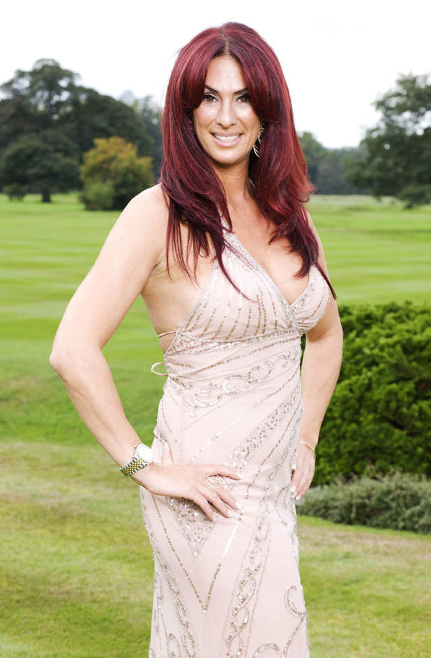 Lauren Simon, from ITVBe's The Real Housewives of Cheshire