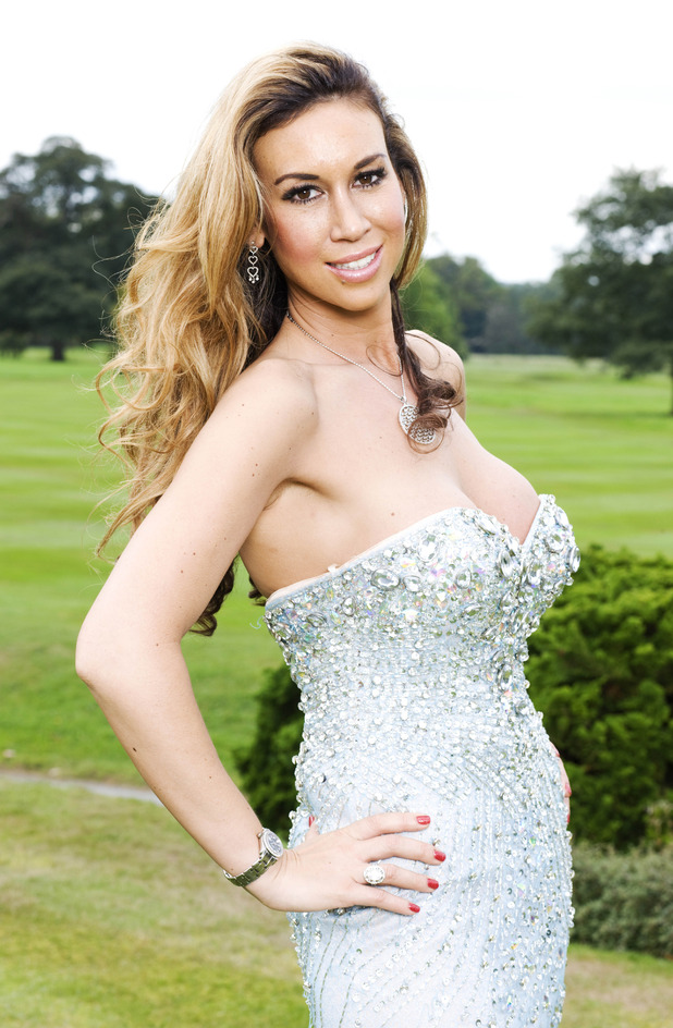Ampika Pickston from ITVBe's The Real Housewives of Cheshire