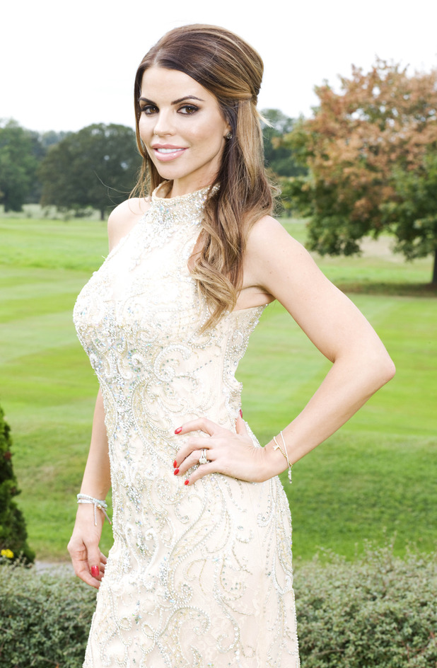 Tanya Bardsley, from ITVBe's The Real Housewives of Cheshire