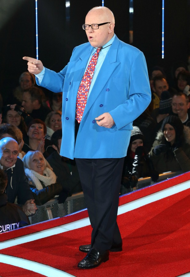 Celebrity Big Brother series launch on 7 January 2015 - Ken Morley