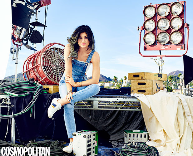 Kylie Jenner covers Cosmopolitan February 2015